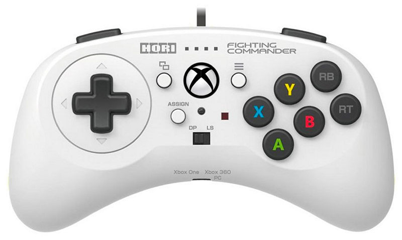 Shop Now - get the Hori Fighting Commander for Xbox One, Xbox 360 and PC